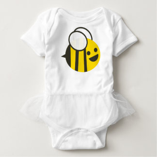 Bumbling Baby Bumble Bee Tutu Baby Bodysuit