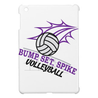 Bump Set Spike iPad Mini Cases