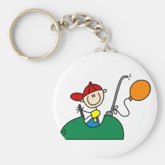 Bumper Cars T-shirts and Gifts Basic Round Button Key Ring