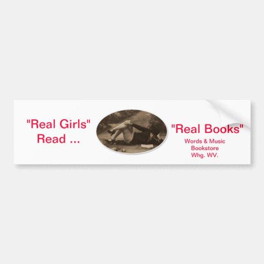 bumper sticker books