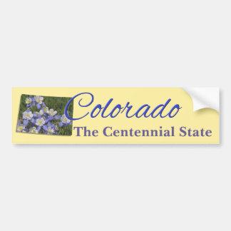Bumper Sticker - COLORADO