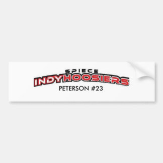 Bumper Sticker, Customizable Bumper Sticker