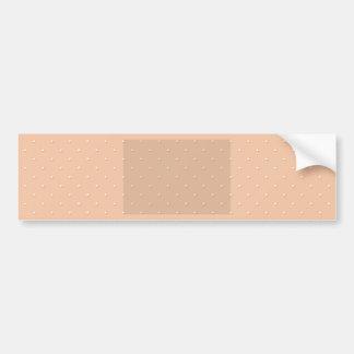 Bumper Sticker Fender Bender Adhesive Bandage