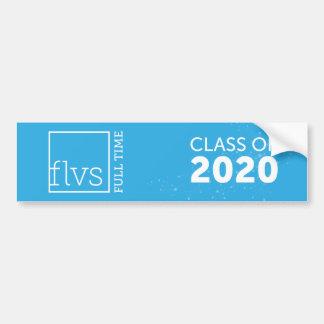 Bumper Sticker, FLVS Full Time 2020 Bumper Sticker