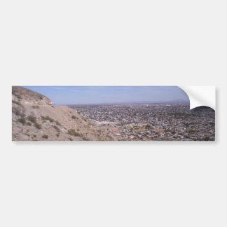Bumper Sticker of El Paso
