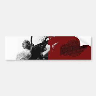 Bumper Sticker - Poster Art (Horizontal)