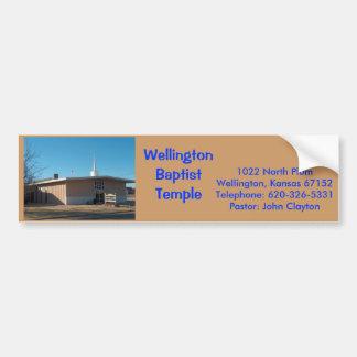 Bumper Sticker...religious Bumper Sticker
