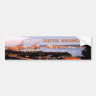 Bumper Sticker - Seattle, Washington