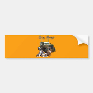 Bumper Sticker Template - Customized