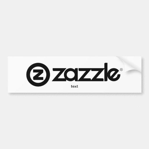 Bumper Sticker Test Product