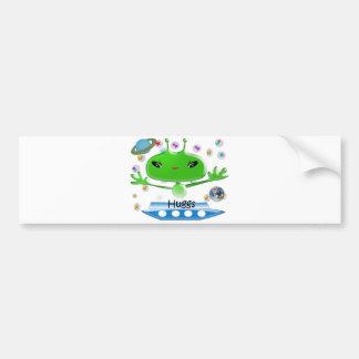 Bumpersticker Bumper Sticker