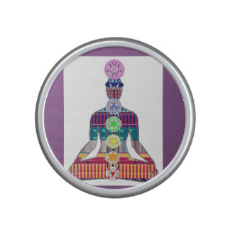 Bumpster Speaker CHAKRA yoga meditation spiritual