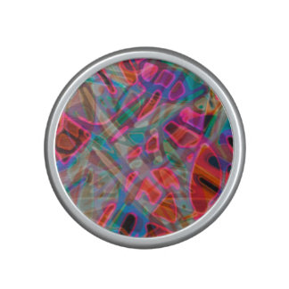 Bumpster Speaker Colorful Stained Glass