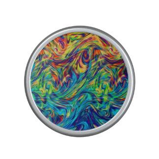 Bumpster Speaker Fluid Colors