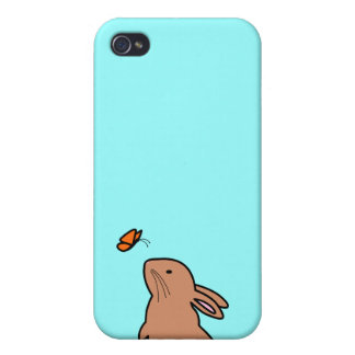 BUN & BUTTERFLY iPhone 4/4S COVERS