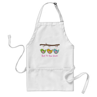 Bun In The Oven Mother's Day Gifts Standard Apron