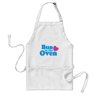 Bun In The Oven Standard Apron