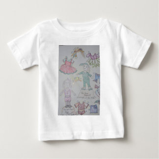 BunBun and Olga Paperdolls Shirt