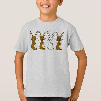 Bunbun - Cute Bunny Rabbits Childs T-Shirt