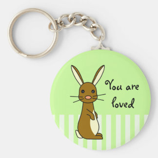 Bunbun - Cute Rabbit Key Ring