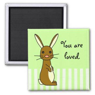 Bunbun - Cute Rabbit Refrigerator Magnet