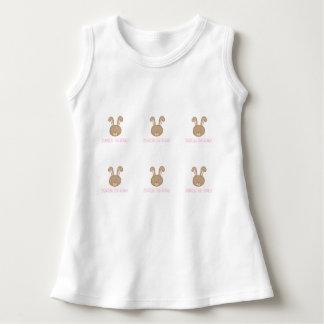 Bunbun the Bunny - Baby/Toddler Dress