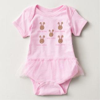 Bunbun the Bunny - Baby Tutu Bodysuit