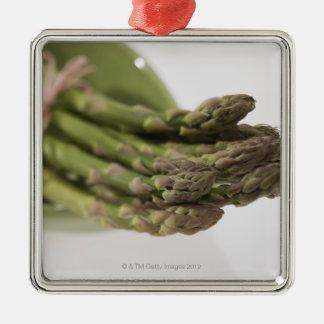 Bunch of asparagus christmas ornament