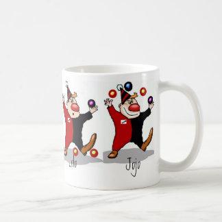 Bunch Of Clowns Coffee Mug