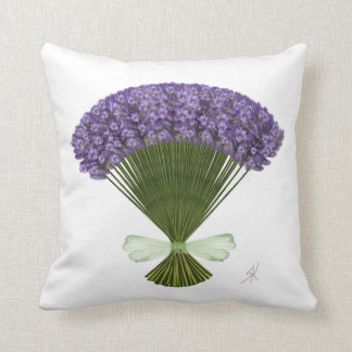 Bunch of lavender cushion