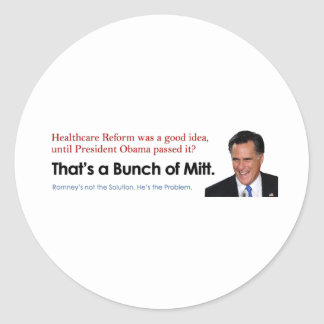 Bunch of Mitt - Healthcare Sticker