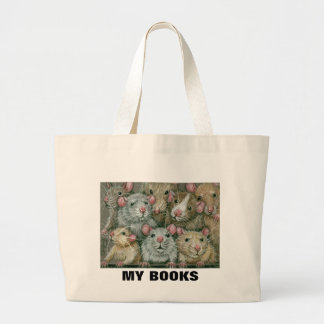 Bunch of Rats Rattie Reunion Tote Bag