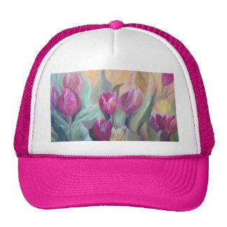 bunch of tulips cap