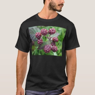 Bunch of Unripe Blackberries T-Shirt