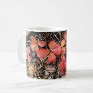 Bunchberry in Autumn #2 Coffee Mug