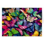 Bunches of Butterflies Card