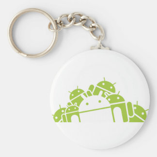 Bunches of Droids Key Ring