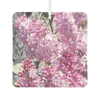 Bunches of Lilacs air freshener