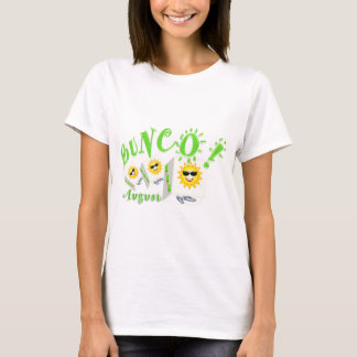 Bunco August T-Shirt