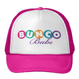 Bunco Babe Hat