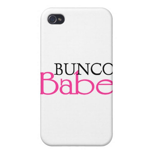 Bunco Babe Case For iPhone 4