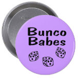 Bunco Babes Badge