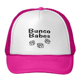 Bunco Babes Cap