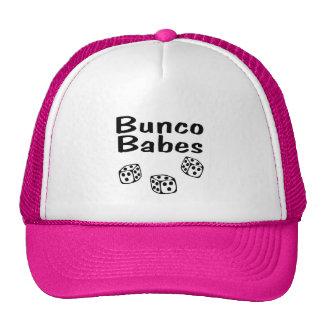 Bunco Babes Hats