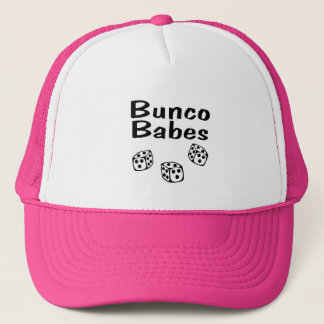 Bunco Babes Trucker Hat