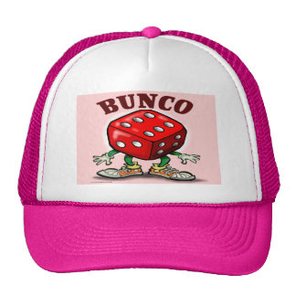 Bunco Trucker Hats
