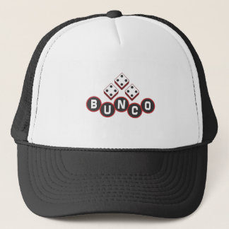 Bunco Dots Trucker Hat