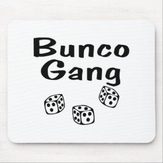 Bunco Gang Mousepad
