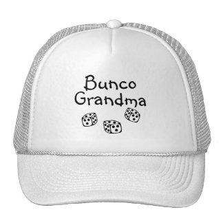 Bunco Grandma Cap