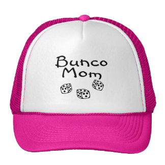 Bunco Mom Trucker Hat